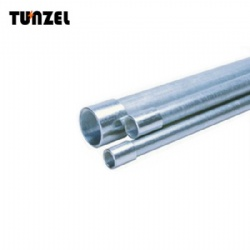 Hot dip steel Electrical BS4568 conduit