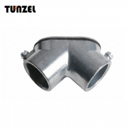 zinc threaded RIGID PULL ELBOW